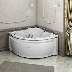 """Акриловая ванна с гидромассажем """"Сорренто 3"""""""