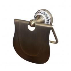 Держатель туалетной бумаги Bronze