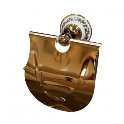 Держатель туалетной бумаги Gold