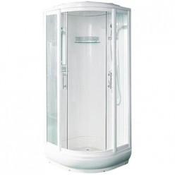 Душевая кабина Aquanet С5043С 90×90, стекло прозрачное