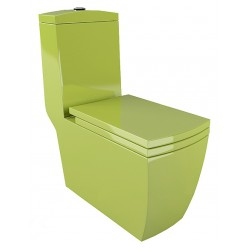 Унитаз-моноблок Arcus 050 light green