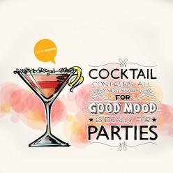 Cocktail 1 Декор 15х15