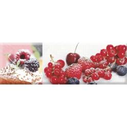 Candy Fruits 04 Decor Декор 10x30
