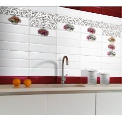 Candy Fruits 05 Decor Декор 10x30