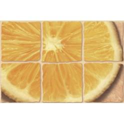 Coctail Декор бежевый Лимон (C-CT2K154) 20x30