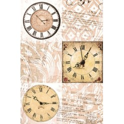 Clock Декор D1D176 20х30