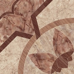 Castello плитка напольная светло-коричневый (CS4E392-41) 44х44