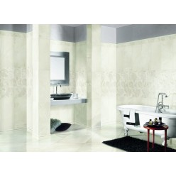 London Onyx bianco Бордюр 4x30,5