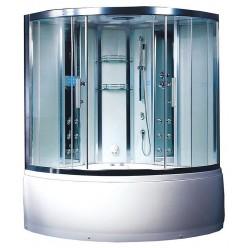 Душевой бокс Eago DA324 HF3 задняя стенка зеркальная