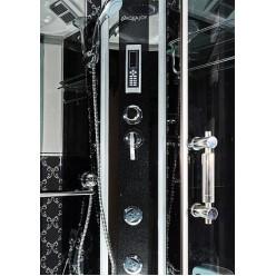 Душевая кабина Aqua Joy Modern AJ-3960 черная стенка