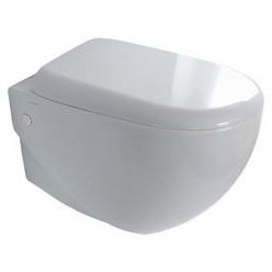 Унитаз подвесной Hidra Ceramica ABC белый