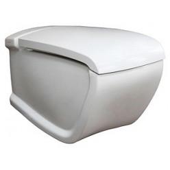 Унитаз подвесной Hidra Ceramica Hi-line белый