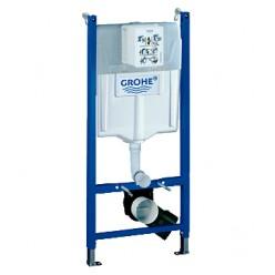 Комплект Grohe Rapid SL 39 117 000 подвесной унитаз + инсталляция + кнопка