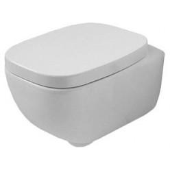 Унитаз подвесной Hidra Ceramica Dial mini белый