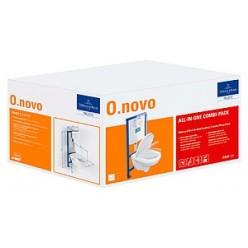 Комплект Villeroy & Boch O Novo 5660 D1 01 кнопка белая