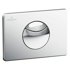 Комплект Villeroy & Boch O Novo 5660 D0 01 кнопка хром