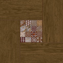 Bellariva Керамогранит коричневый (C-BL4R112D) 42x42