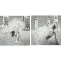 Ballet Панно (из 2-х шт) 40х20