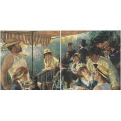 Renoir Mix Панно (из 2х плиток) 40х20