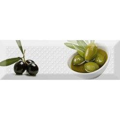 Olives 02 Fluor Decor Декор 10x30