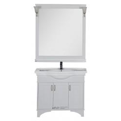 Мебель для ванной Aquanet Валенса 100 белая