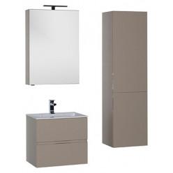 Мебель для ванной Aquanet Алвита 60 капучино