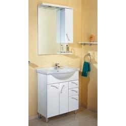 Мебель для ванной Aqwella Алина 75
