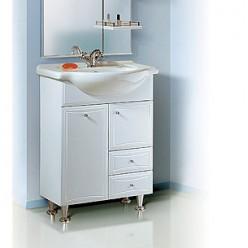 Мебель для ванной Aqwella Барселона Люкс 65