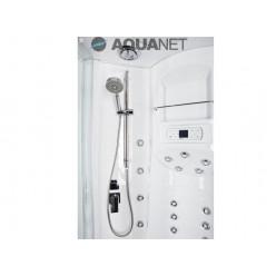 Душевая кабина Aquanet FIJI Cube 95х95, без пара, стекло прозрачное