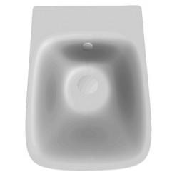 Биде напольное ArtCeram Cow CWB002 matte white