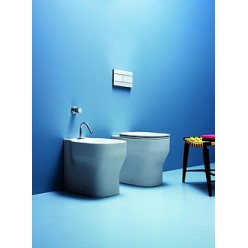 Биде напольное Azzurra Glaze GLZ500