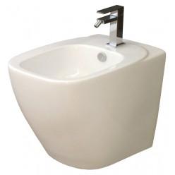 Биде напольное Hidra Ceramica Dial белое
