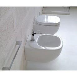 Биде подвесное Hidra Ceramica Dial mini белое