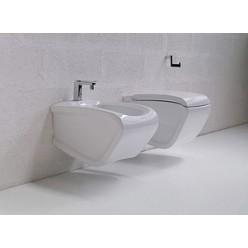 Биде подвесное Hidra Ceramica Hi-line белое