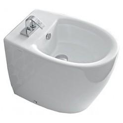 Биде напольное Hidra Ceramica Loft белое