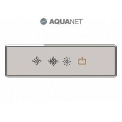 Пульт сенсорный для гидромассажной ванны с аэромассажем и подсветкой