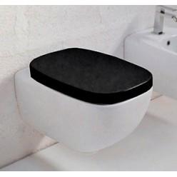 Унитаз подвесной Hidra Ceramica Dial белый с черным