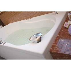Акриловая гидромассажная ванна (форсунки Шампань) Корсика (Corsica) 150×75