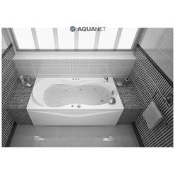 Акриловая гидромассажная ванна (форсунки Шампань) Гренада (Grenada) 180×80