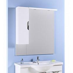 Зеркало-шкаф Aqwella Эколайн 105 универсальный
