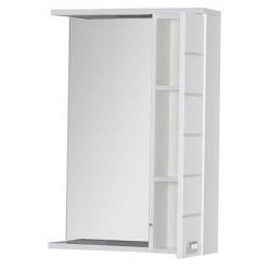 Зеркало-шкаф Aquanet Доминика 60 белый
