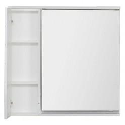 Зеркало-шкаф Aquanet Доминика 90 белый R