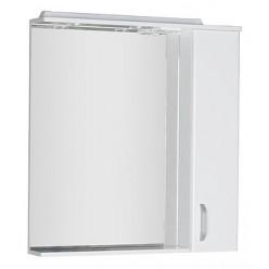 Зеркало-шкаф Aquanet Глория 90 белый
