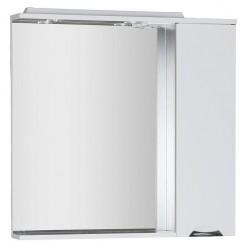 Зеркало-шкаф Aquanet Гретта 90 венге