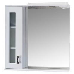 Зеркало-шкаф Onika Кристалл 67.02 L