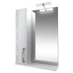 Зеркало-шкаф Triton Кристи 60 L