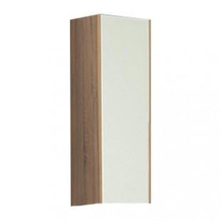 Шкаф Акватон Йорк 1 створка белый/дуб сонома