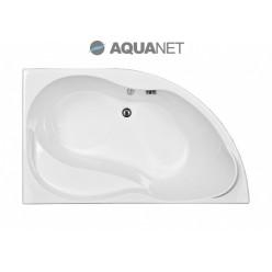 Акриловая гидромассажная ванна Грациоза (Graciosa) 150×90 правая