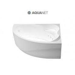 Акриловая гидромассажная ванна (форсунки Шампань) Майорка (Mayorka) 150×100 правая
