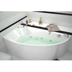 Акриловая ванна Аугуста (Augusta) 170×90 левая